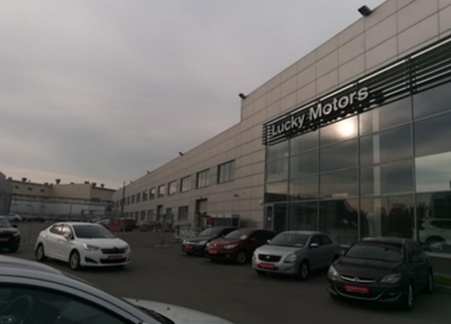 Проектная экспертиза зданий (Lucky Motors)