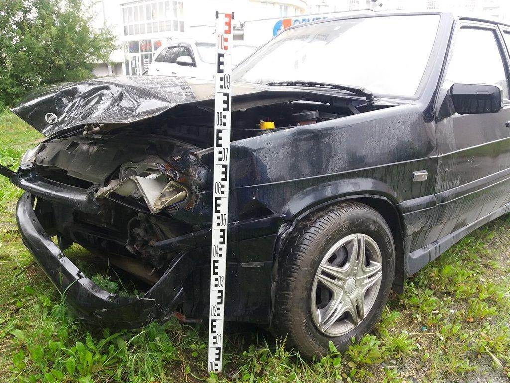 Оценка ущерба автомобиля ваз 21140
